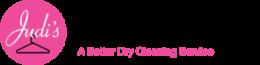 Judis Cleaners Site Logo