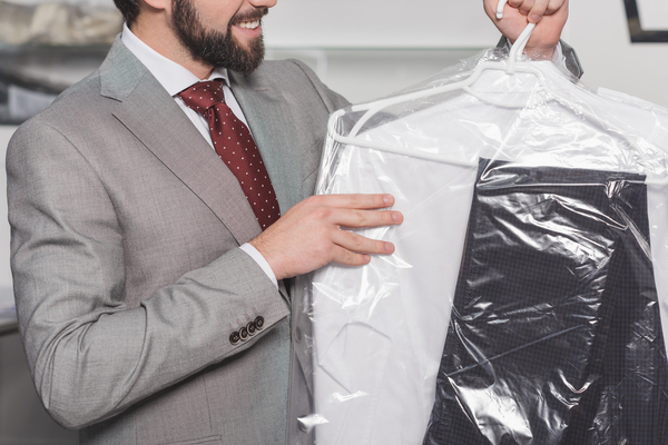 how often to clean suits